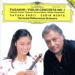パガニーニ:ヴァイオリン協奏曲第1番(通常)(CDA)