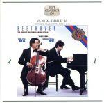 ベートーヴェン:チェロ・ソナタ第3番・第5番、「魔笛」の主題による7つの変奏曲、他(通常)(CDA)