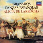 グラナドス:スペイン舞曲集(CDA)
