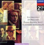 ラフマニノフ:24の前奏曲(通常)(CDA)