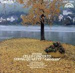 ドヴォルザーク:チェロ協奏曲/弦楽四重奏(通常)(CDA)