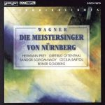 ワーグナー:楽劇「ニュルンベルグのマイスタージンガー」(通常)(CDA)