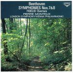 ベートーヴェン:交響曲大7・8番 『フィデリオ』序曲(通常)(CDA)