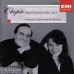 ショパン:ピアノ協奏曲第1番 ホ短調 op.11(通常)(CDA)