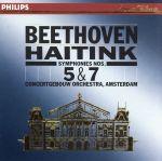 ベートーヴェン:交響曲NO.5,7(通常)(CDA)