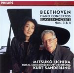 ベートーヴェン/ピアノ協奏曲第3番,第4番(通常)(CDA)