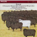 リスト:ハンガリー狂詩曲集(通常)(CDA)