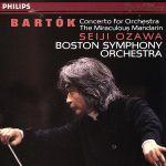 バルトーク:管弦楽のための協奏曲(通常)(CDA)