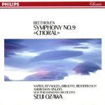 ベートーヴェン:交響曲第9番ニ短調(通常)(CDA)