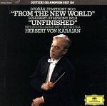 ドヴォルザーク:交響曲第9番《新世界》/シューベルト:交響曲第8番《未完成》(通常)(CDA)