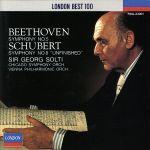 ベートーヴェン:<運命>/シューベルト:<未完成>(通常)(CDA)