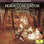モーツァルト:ホルン協奏曲(通常)(CDA)