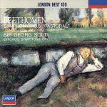 ベートーヴェン:交響曲第6番「田園」 他(通常)(CDA)