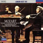 モーツァルト:ピアノ協奏曲第20・21番(通常)(CDA)