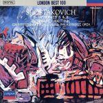 ショスタコーヴィチ:交響曲第5番・第9番(通常)(CDA)