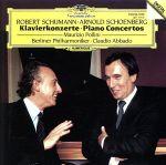 シューマン/シェーンベルク:ピアノ協奏曲(通常)(CDA)