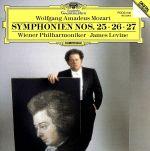 モーツァルト 交響曲 第25番 ト短調(通常)(CDA)