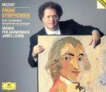 モーツァルト 初期交響曲集(通常)(CDA)