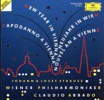 ニューイヤー・コンサート・ベスト(J.シュトラウスⅡ世:ワルツ「楽しめ人生を」、他)(通常)(CDA)