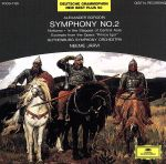 ボロディン:交響曲第2番/夜想曲(通常)(CDA)
