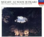 モーツァルト:歌劇「フィガロの結婚」全曲(通常)(CDA)