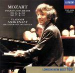 モーツァルト:ピアノ協奏曲第23&27番(通常)(CDA)