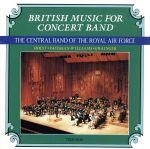 コンサート・バンドのためのイギリス音楽(通常)(CDA)