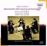 ベートーヴェン:弦楽四重奏曲全集2(通常)(CDA)