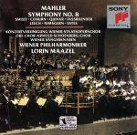 マーラー:交響曲第8番(通常)(CDA)
