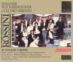 ロッシーニ:歌劇「ランスへの旅」(全曲)(通常)(CDA)