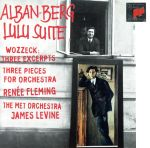 ベルク:歌劇「ヴォツェック」より、3つの管弦楽曲、ルル組曲(通常)(CDA)