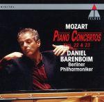 モーツァルト:ピアノ協奏曲第22番・第23番(通常)(CDA)