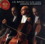 バッハ:無伴奏チェロ組曲(通常)(CDA)