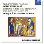 パリ・ノートル・ダム楽派の音楽とランス大聖堂の音楽(通常)(CDA)