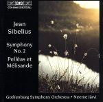 シベリウス:交響曲第2番 ニ長調(通常)(CDA)