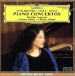 チャイコフスキー/リスト/ラヴェル:ピアノ協奏曲(通常)(CDA)