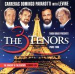 パヴァロッティ、ドミンゴ、カレーラス with レヴァイン~3大テノール・イン・パリ1998(通常)(CDA)