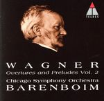 ワーグナー:管弦楽曲集 第2集(通常)(CDA)