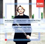 モーツァルト:クラリネット協奏曲、ドビュッシー:クラリネットのための第1狂詩曲、武満徹:ファンタズマ/カントス(通常)(CDA)