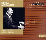 20世紀の偉大なるピアニストたち~ニキタ・マガロフ(通常)(CDA)