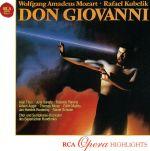 モーツァルト:歌劇「ドン・ジョヴァンニ」ハイライト(通常)(CDA)