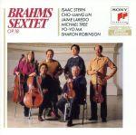ブラームス:弦楽六重奏曲第1番 主題と変奏(ピアノ独奏版)(通常)(CDA)