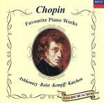 ショパン・ピアノ名曲集(別れの曲、幻想即興曲)(通常)(CDA)