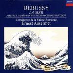 ドビュッシー:牧神の午後への前奏曲~アンセルメ/ドビュッシー名演集(通常)(CDA)
