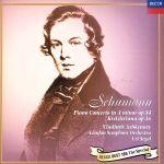 シューマン:ピアノ協奏曲、クライスレリアーナ(通常)(CDA)