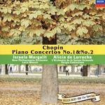 ショパン:ピアノ協奏曲第1番・第2番(通常)(CDA)