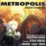 映画『メトロポリス』オリジナル・サウンドトラック(通常)(CDA)