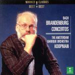 J.S.バッハ:ブランデンブルク協奏曲(全6曲)(通常)(CDA)