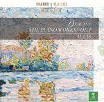 ドビュッシー:ピアノ作品全集第1集(通常)(CDA)