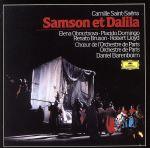 サン=サーンス:サムソンとデリラ 全曲(通常)(CDA)